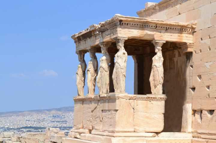 acropolis ancient antique archaeology